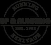 Up and Running logo